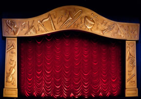 Telones para teatros