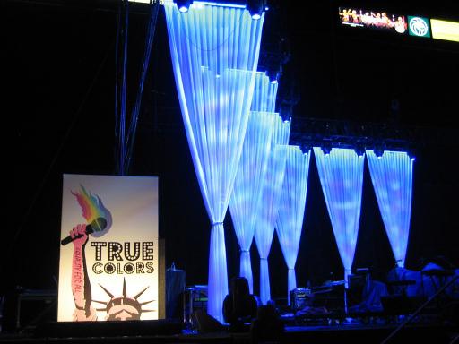 Equipamiento textil ignífugo para teatros