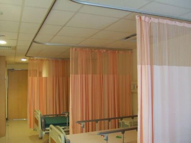 Cortinas de hospital