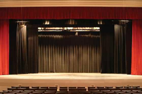 Somos fabricantes de telones de teatro